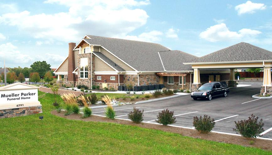 Funeral Home Floor Plans: General Contractors